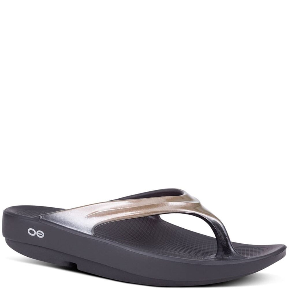 Image for OOFOS Women's OOlala Sandals - Latte from bootbay