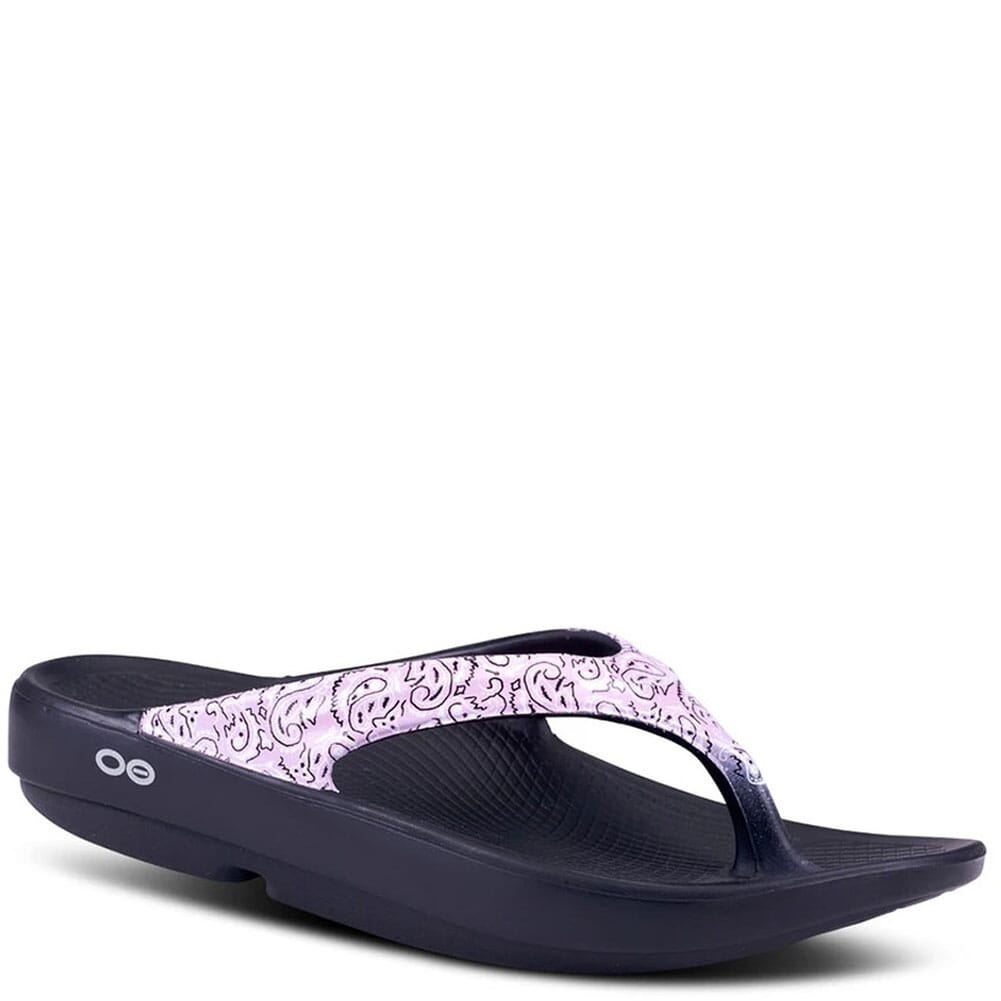 Image for OOFOS Women's OOlala Limited Sandals - Pink from elliottsboots