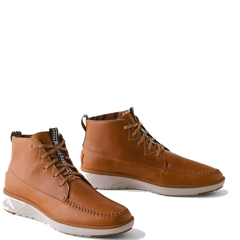 Image for Pendleton Men's Nuevo Point Casual Boots - Caramel Café from bootbay