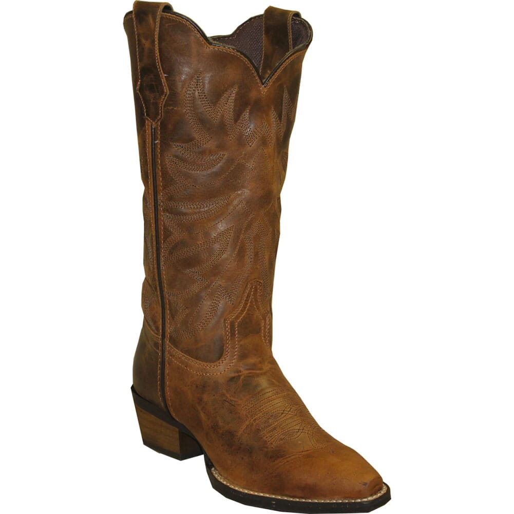Image for Rawhide Women's Snip Toe Western Boots - Brown from elliottsboots