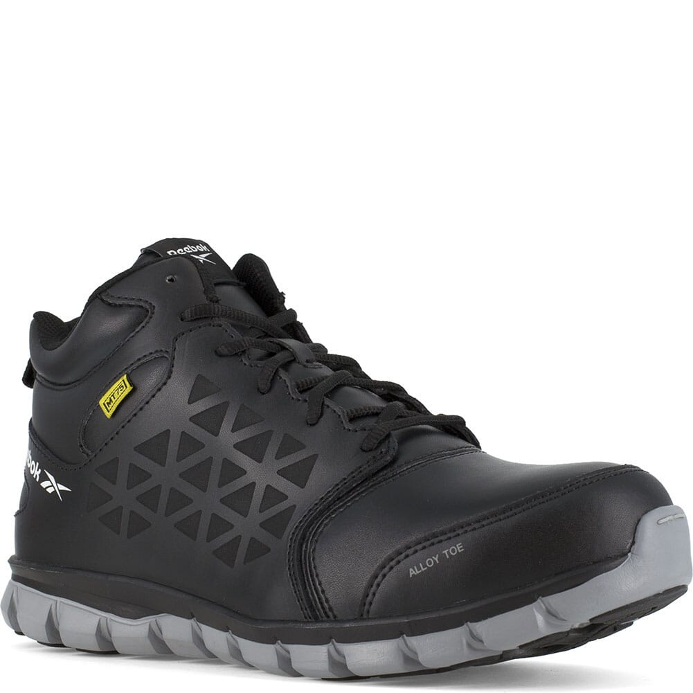 Image for Reebok Women's Sublite Met Guard Safety Boots - Black from bootbay