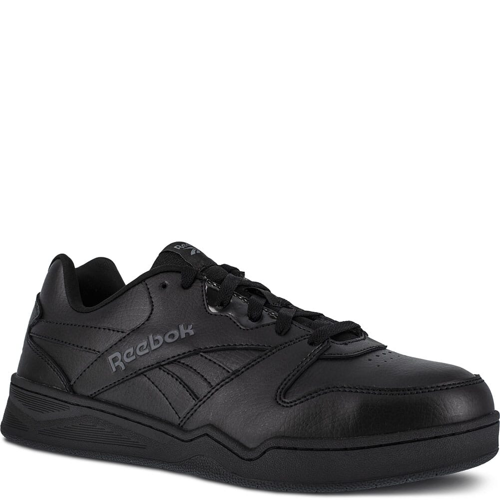Image for Reebok Women's BB4500 EH Low Cut Safety Shoes - Black from bootbay