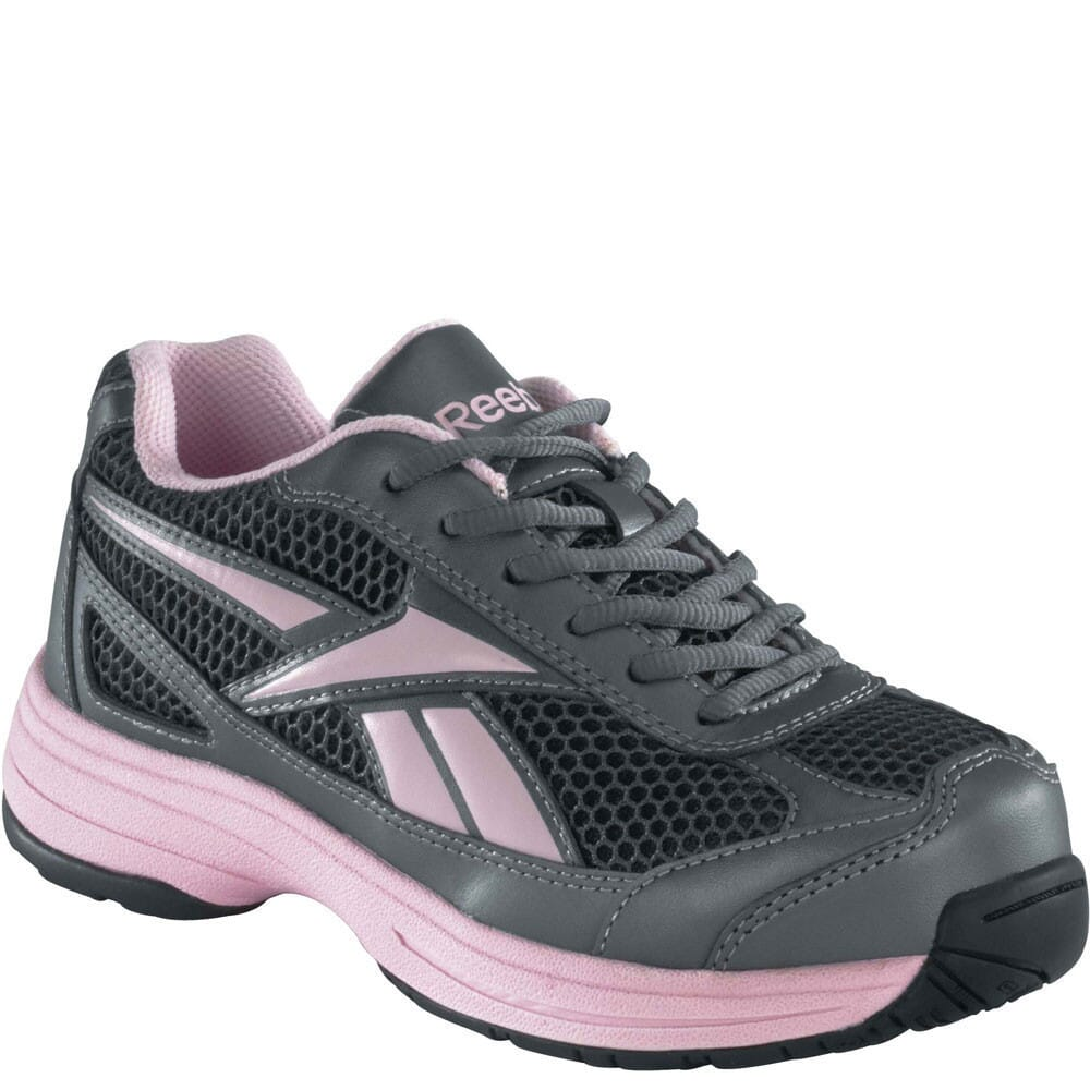 Image for Reebok Women's Cross Trainer Safety Shoes - Pewter from elliottsboots