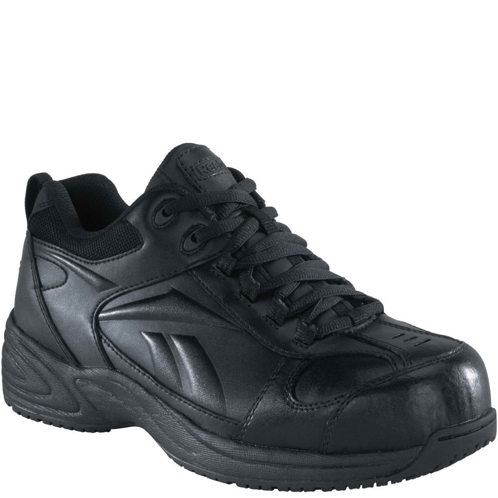 Image for Reebok Women's Comp EH Safety Shoes - Black from bootbay