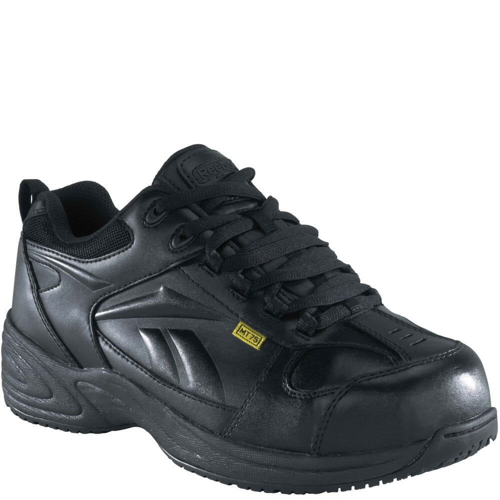 Image for Reebok Men's Street Sport Safety Shoes - Black from bootbay