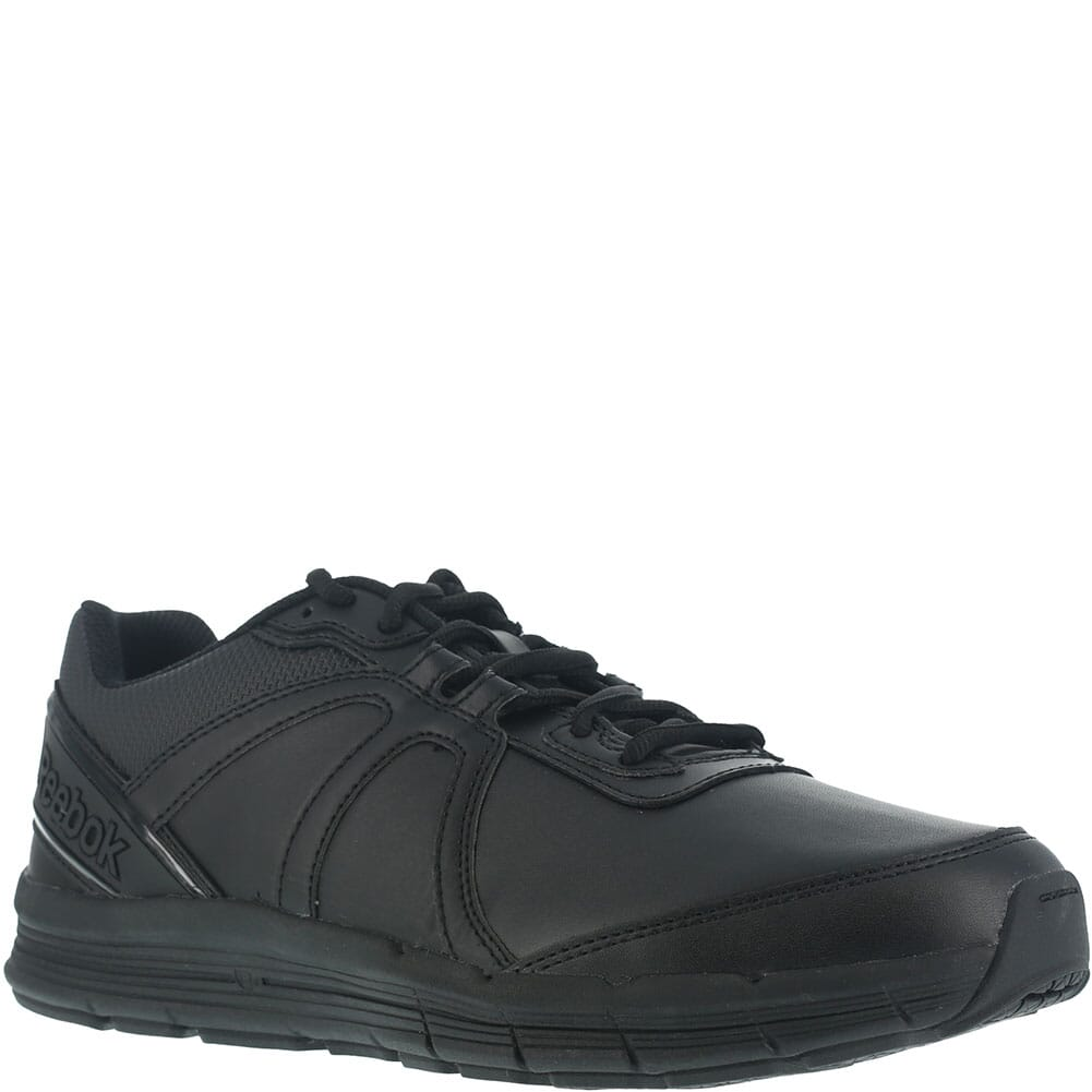 Image for Reebok Men's Guide Work Safety Shoes - Black from bootbay