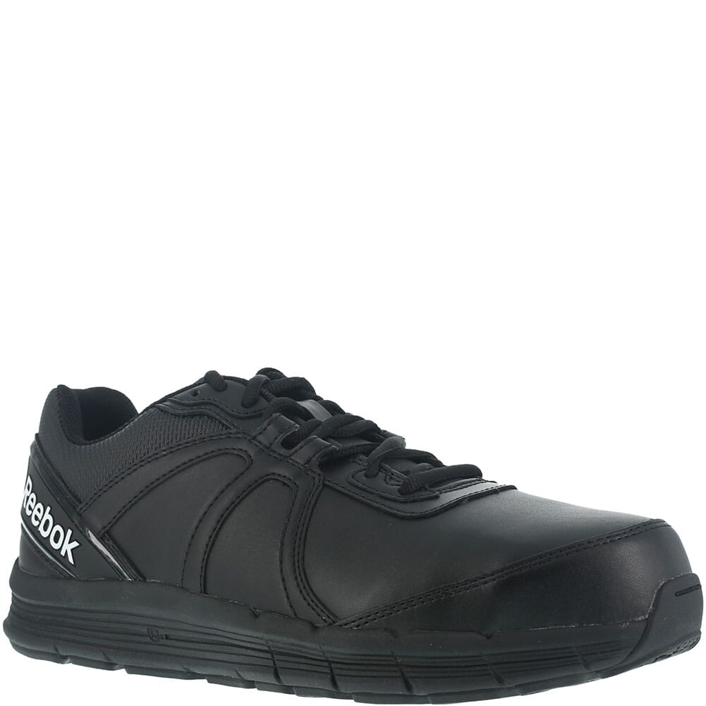 Image for Reebok Women's Guide Safety Shoes - Black from elliottsboots