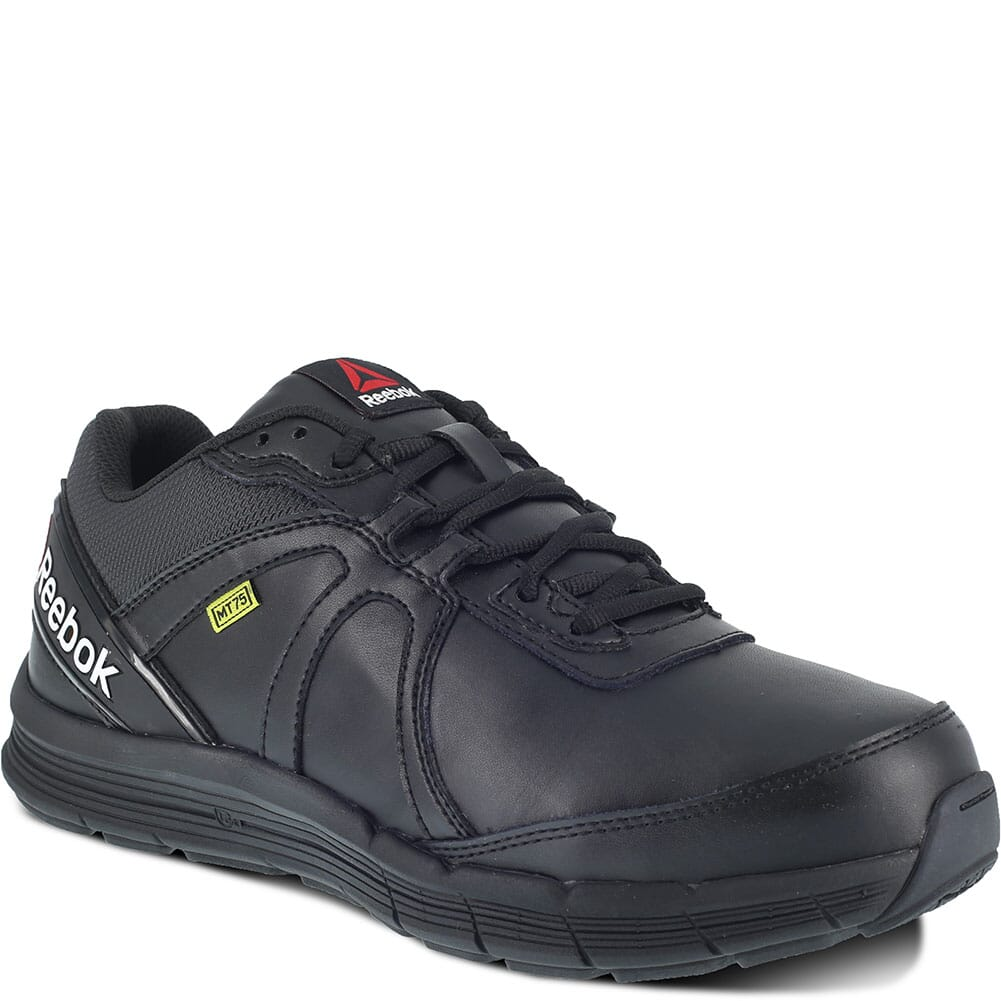 Image for Reebok Women's Metguard Safety Shoes - Black from bootbay