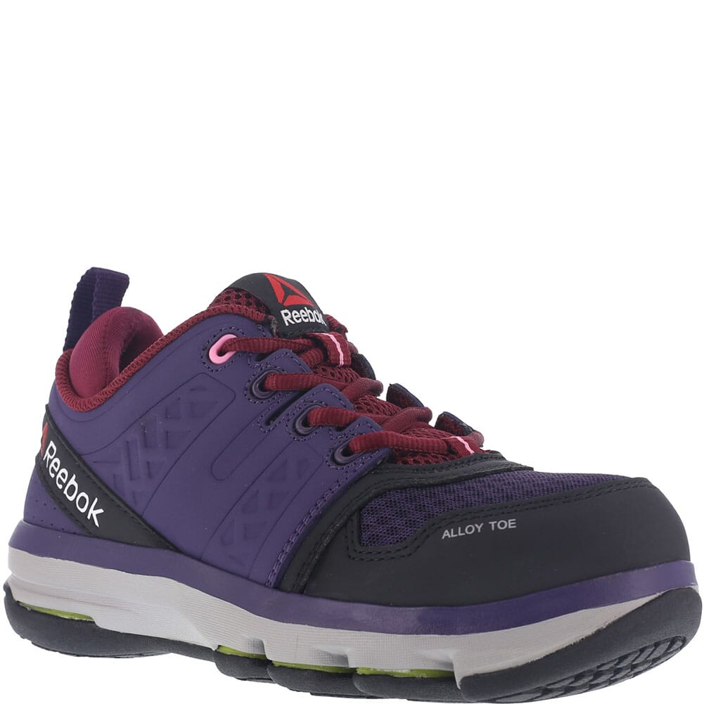 Image for Reebok Women's DMX Flex Safety Shoes - Violet from bootbay