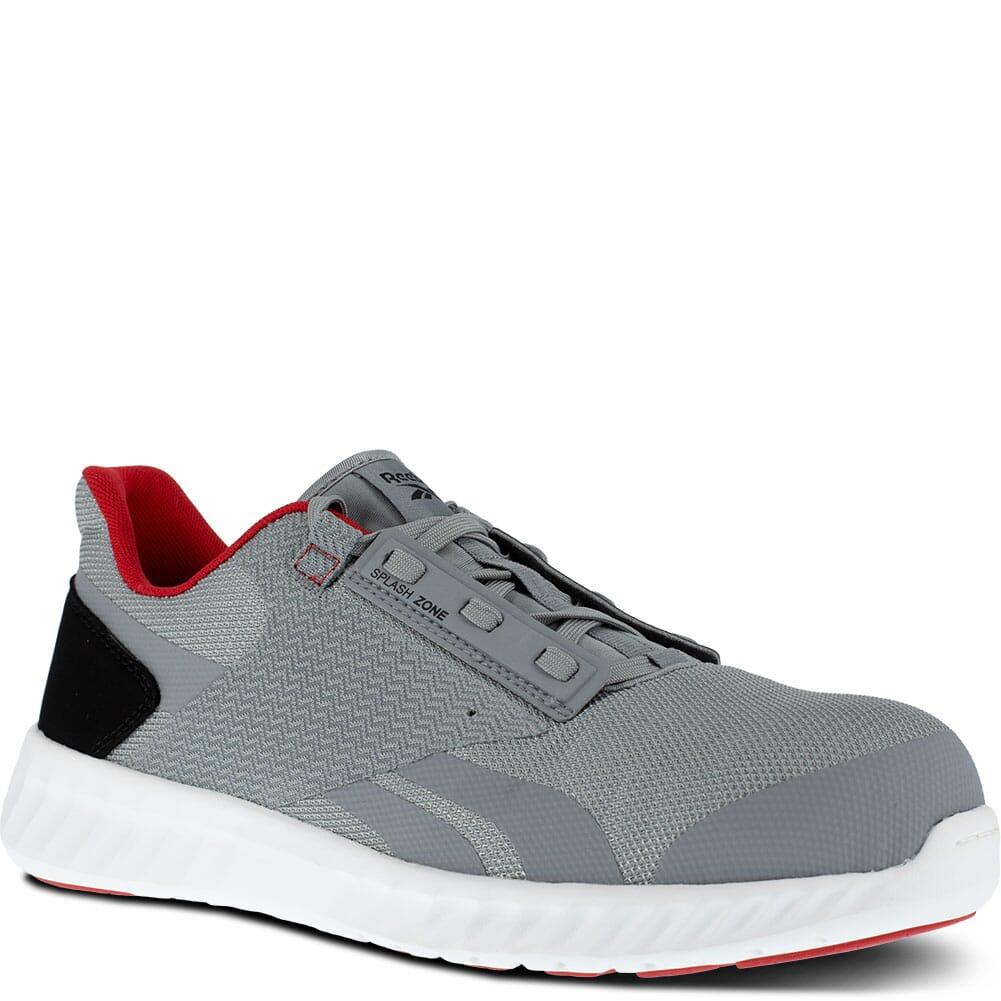 Image for Reebok Men's Sublite Legend Safety Shoes - Gray from bootbay