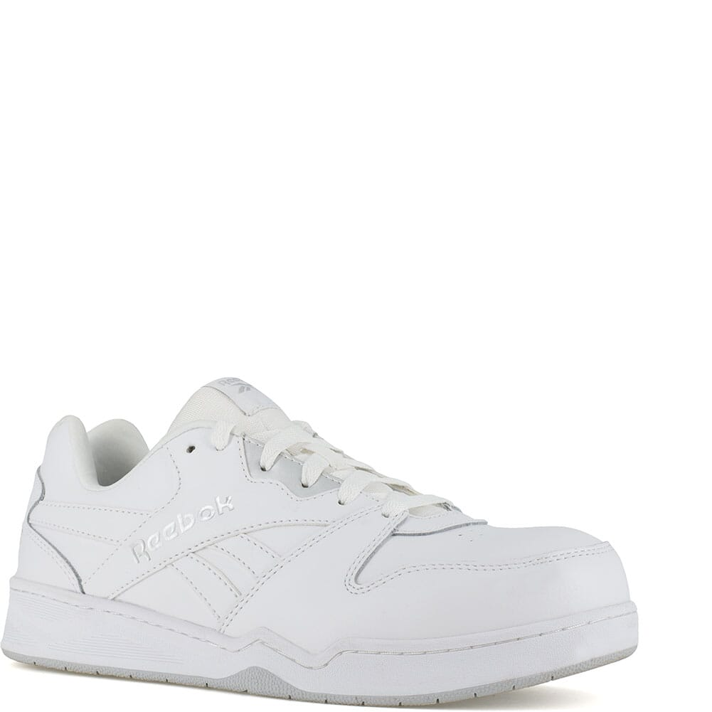 Image for Reebok Men's BB4500 SD Low Cut Safety Shoes - White/Grey from bootbay