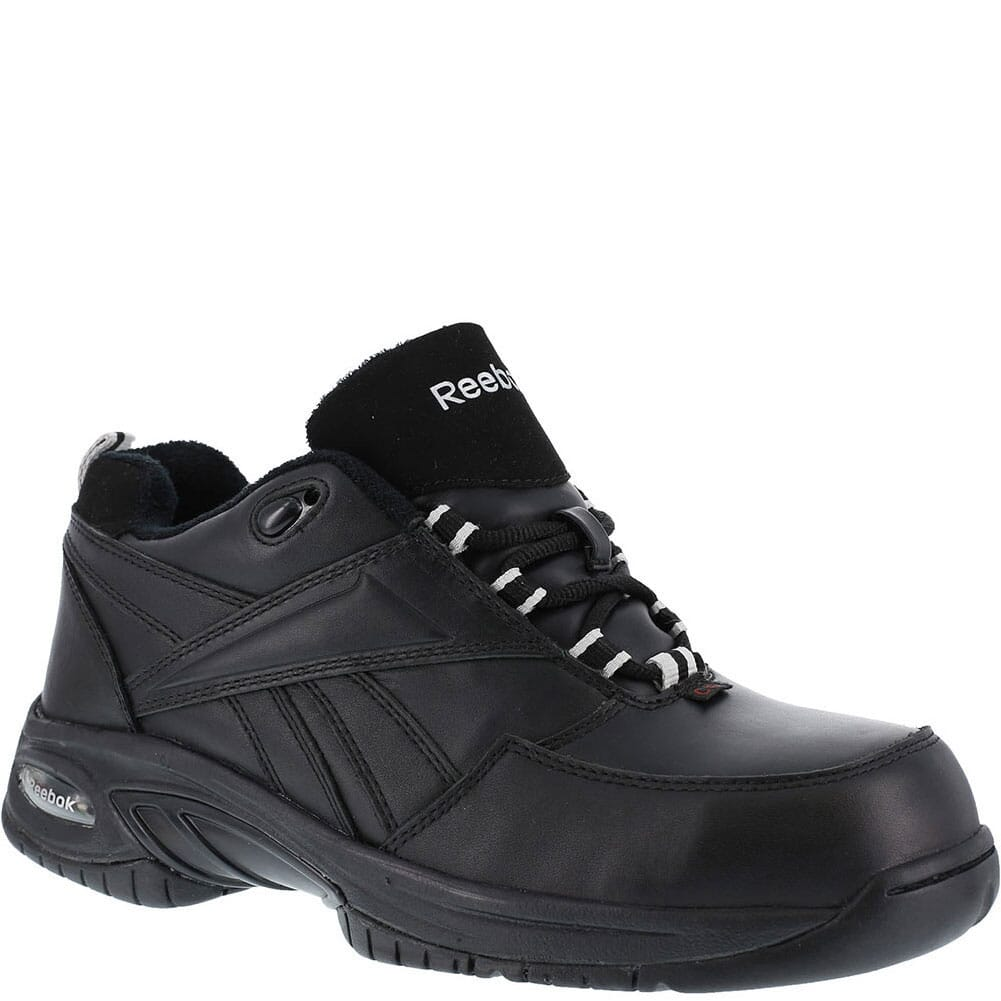 Image for Reebok Women's Comp Toe Safety Shoes - Black from bootbay