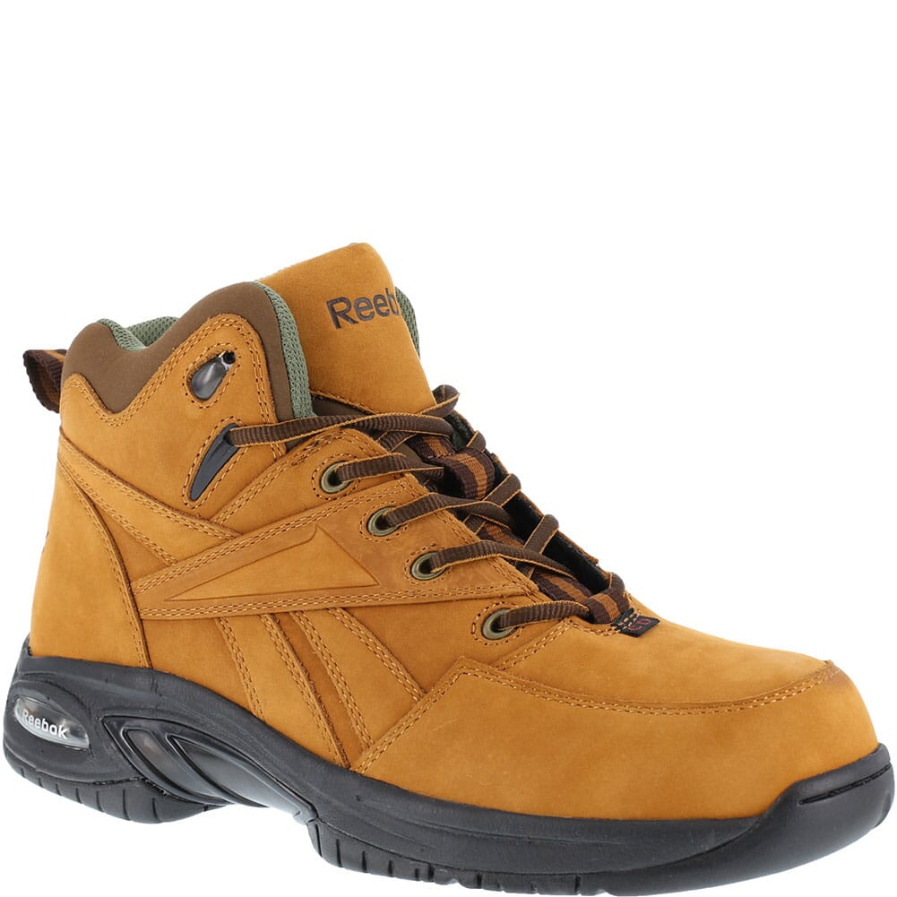 Image for Reebok Women's Tyak Safety Boots - Golden Tan from bootbay
