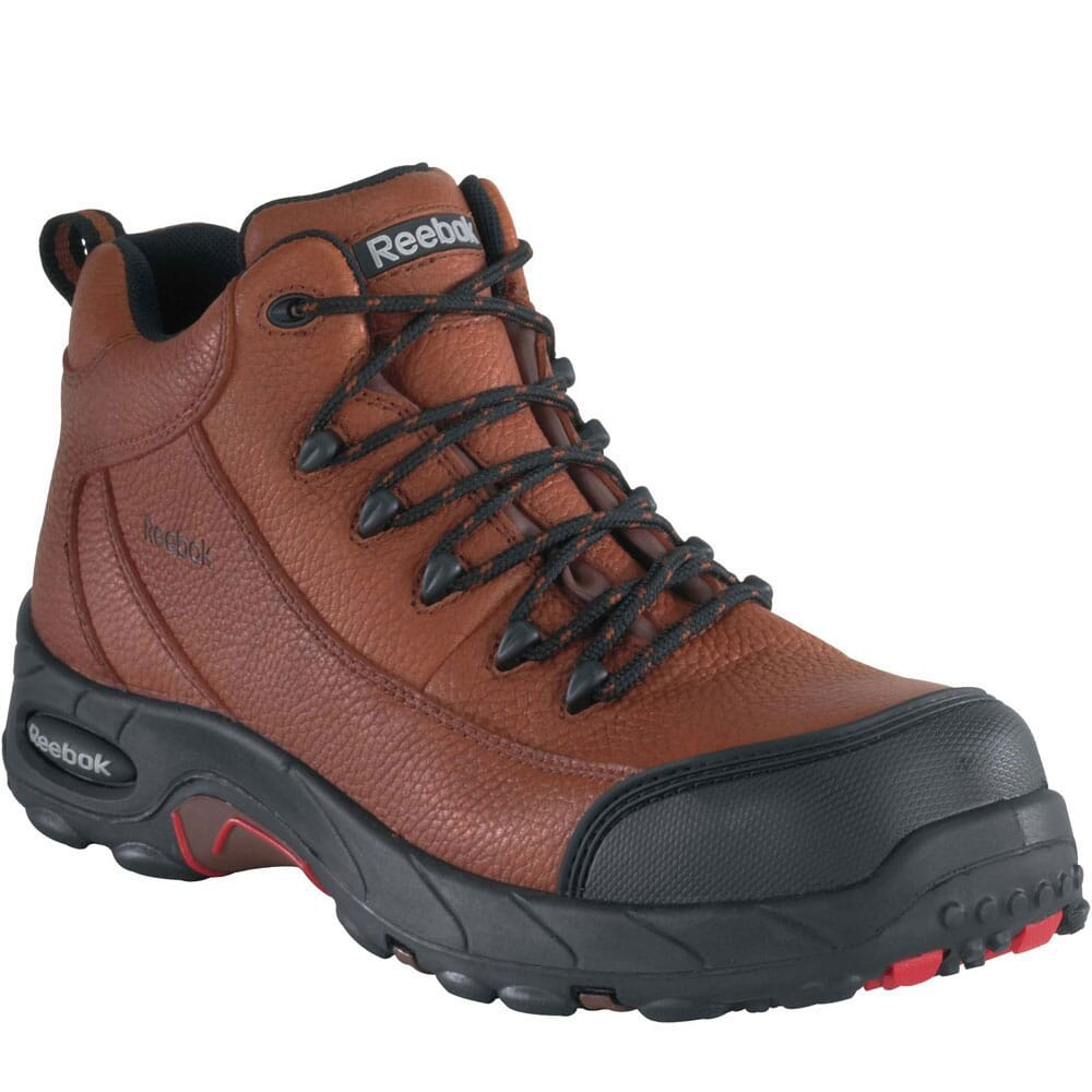 Image for Reebok Men's Waterproof Safety Boots - Brown from bootbay
