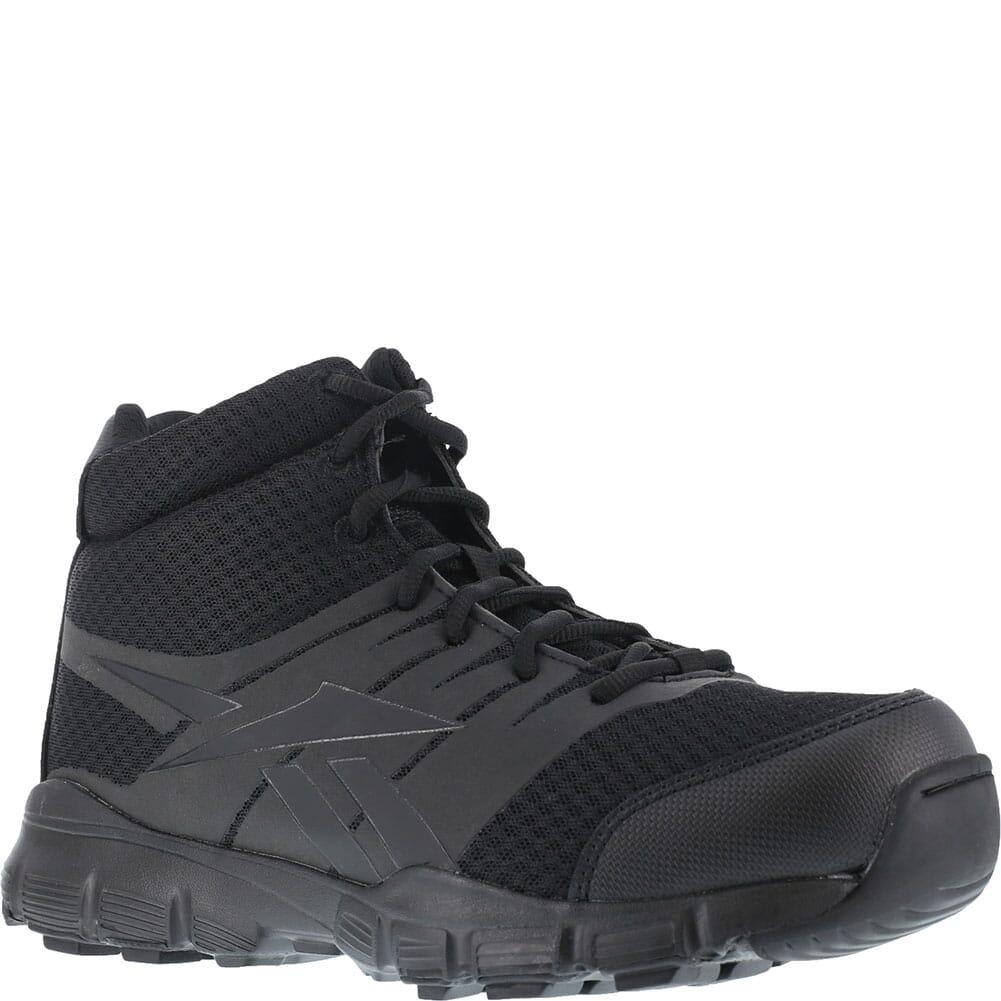 Image for Reebok Men's Dauntless Ultra-Light Work Boots - Black from bootbay