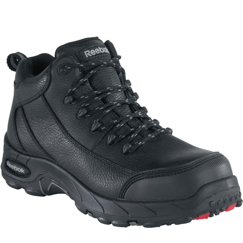 Image for Reebok Women's Waterproof EH Safety Boots - Black from bootbay