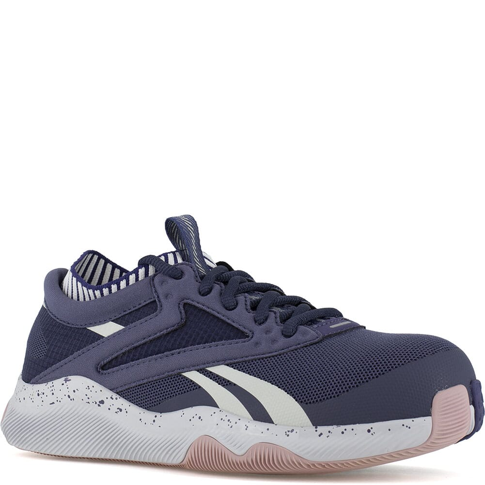 Image for Reebok Women's HIIT TR Safety Shoes - Blue/Pink from bootbay