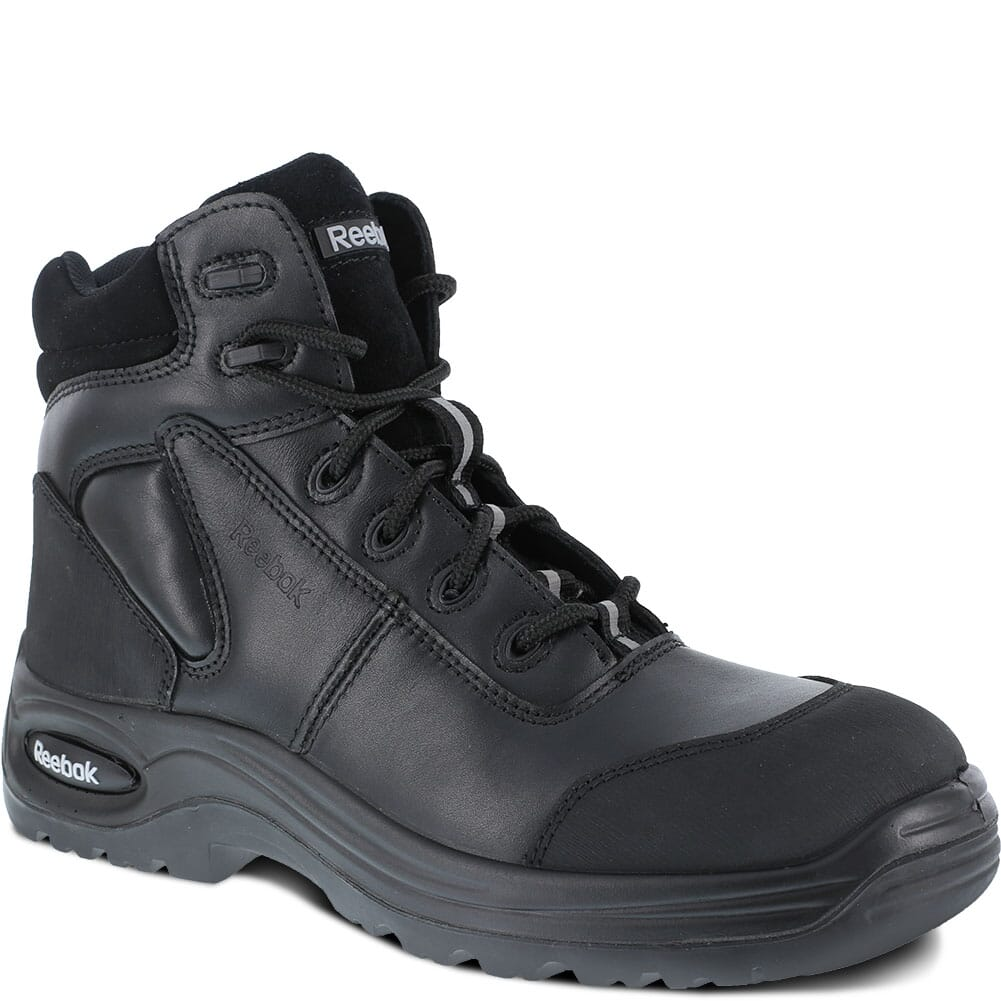 Image for Reebok Men's Trainex Safety Boots - Black from bootbay