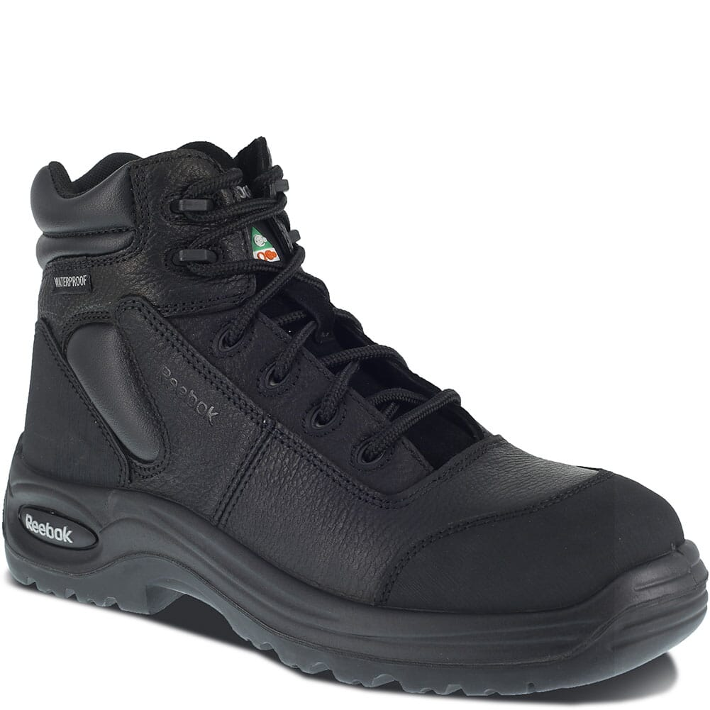 Image for Reebok Women's Trainex Safety Boots - Black from elliottsboots