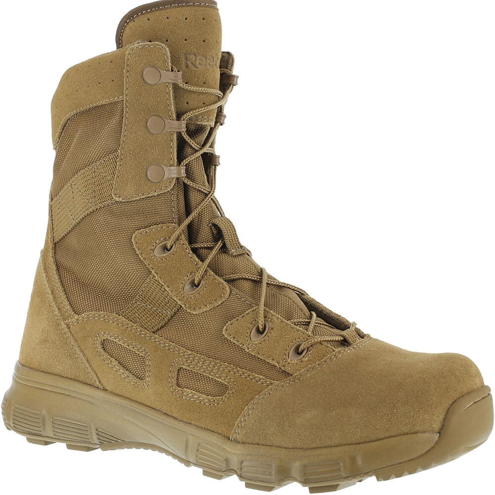 Image for Reebok Men's Hyper Velocity Uniform Boots - Coyote from bootbay