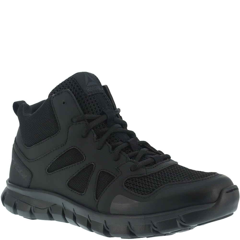 Image for Reebok Men's Sublite Cushion Tactical Boots - Black from bootbay
