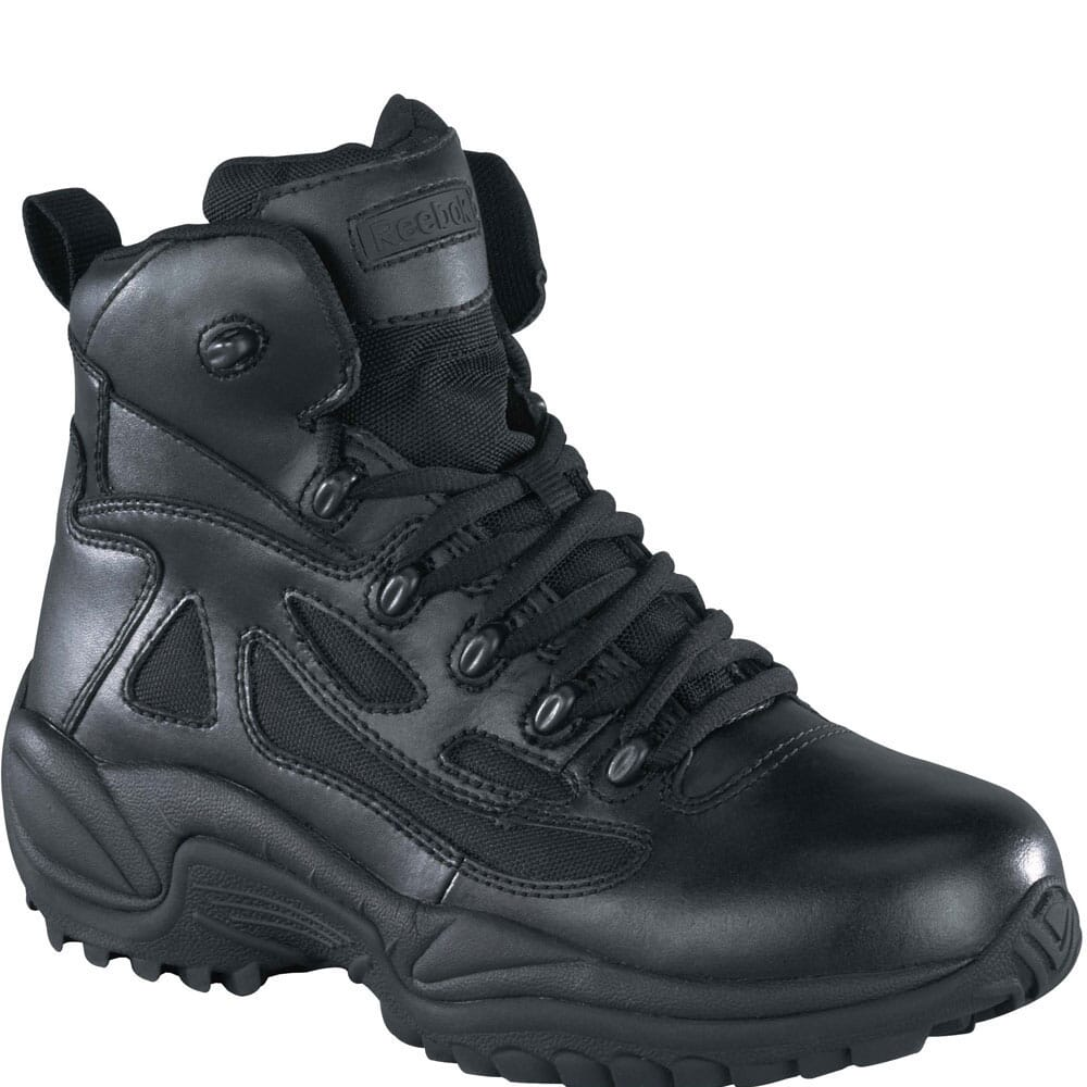 Image for Reebok Men's Stealth Uniform Boots - Black from bootbay