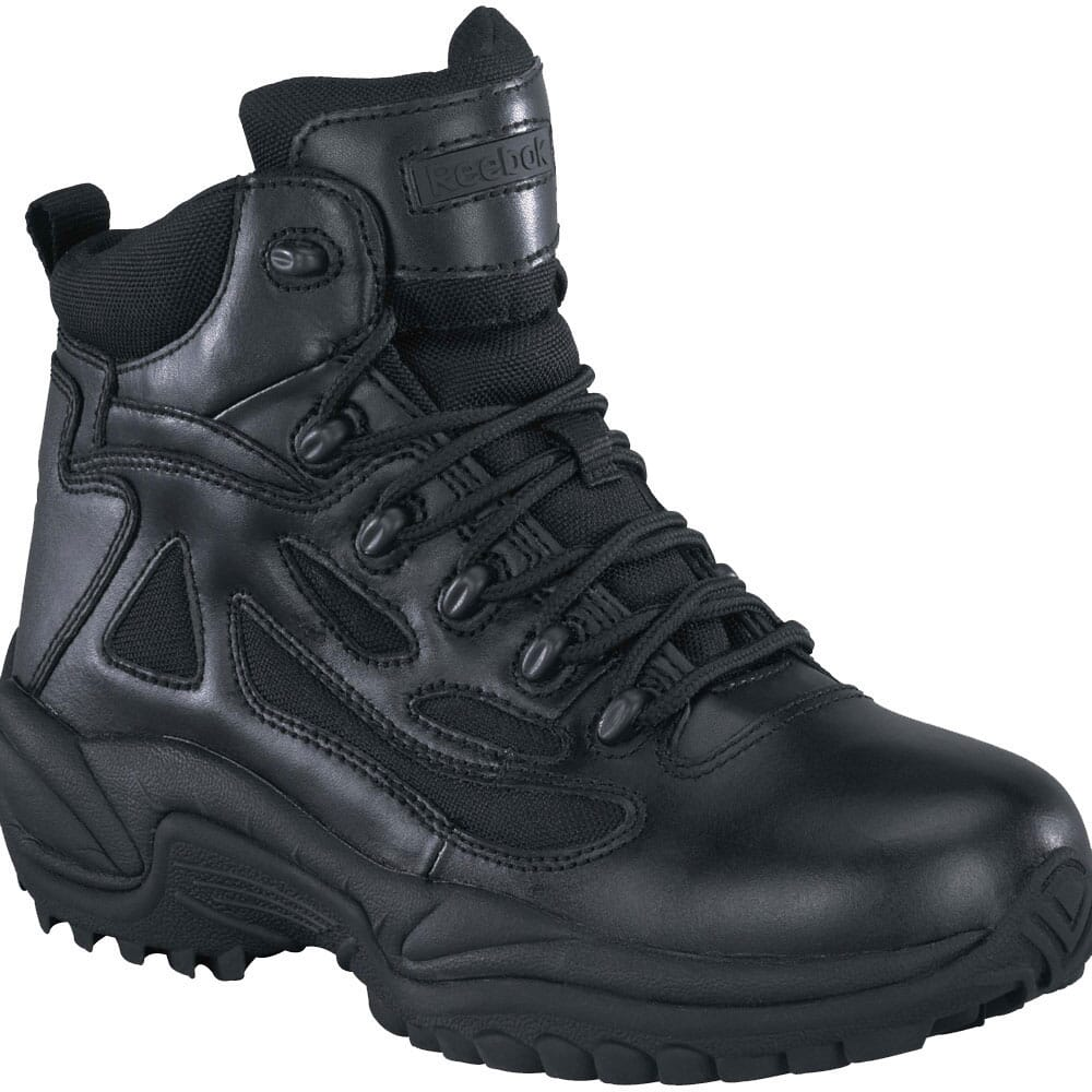 Image for Reebok Men's Stealth WP Uniform Boots - Black from bootbay