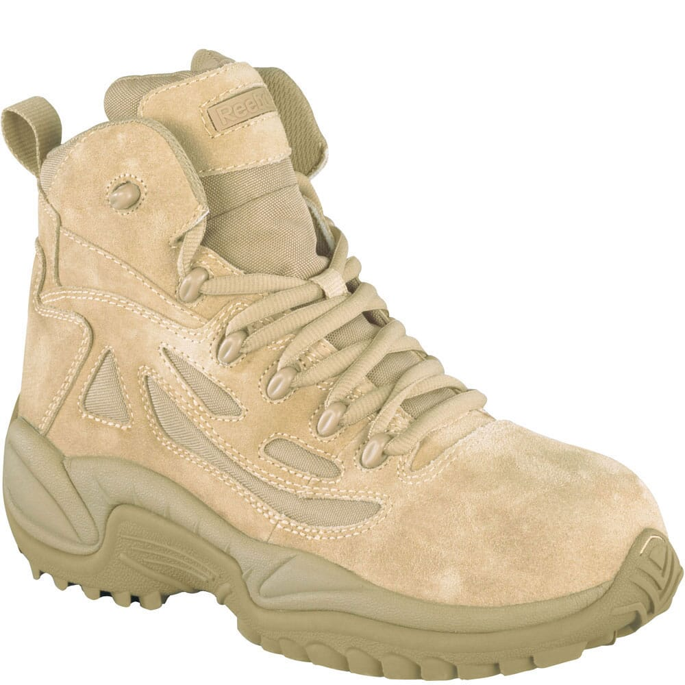 Image for Reebok Men's Stealth Safety Boots - Desert Tan from bootbay