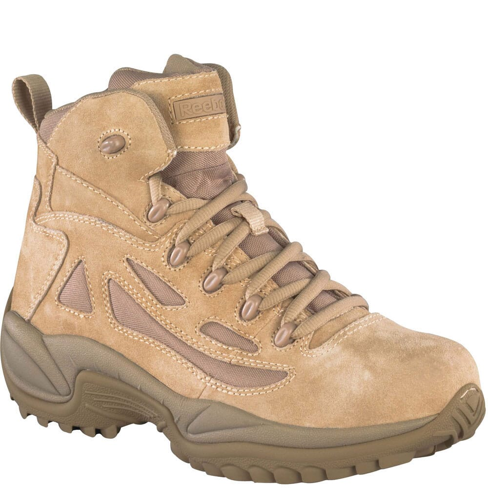 Image for Reebok Men's Stealth Uniform Boots - Desert Tan from bootbay