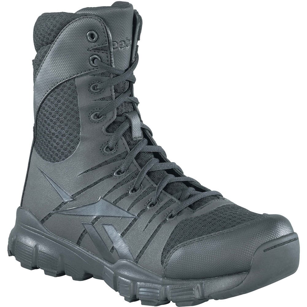 Image for Reebok Men's Dauntless Uniform Boots - Black from bootbay