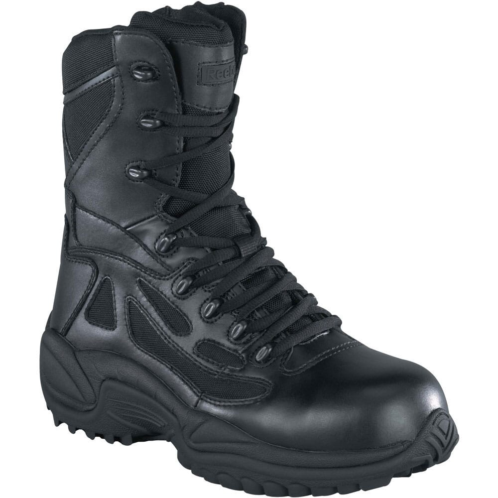 Image for Reebok Women's Stealth SR Safety Boots - Black from bootbay