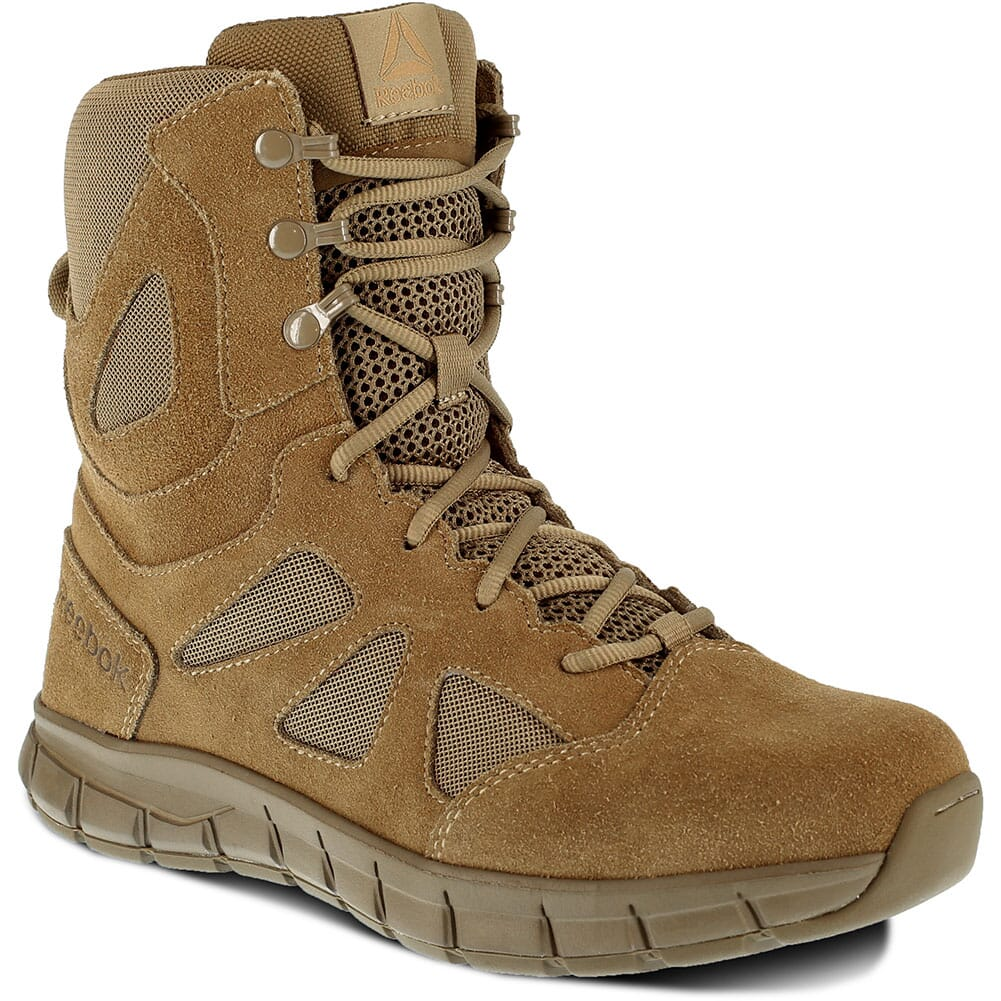Image for Reebok Men's Sublite Cushion Safety Boots - Coyote from bootbay