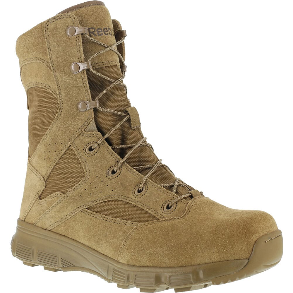 Image for Reebok Men's Dauntless Tactical Boots - Coyote from bootbay