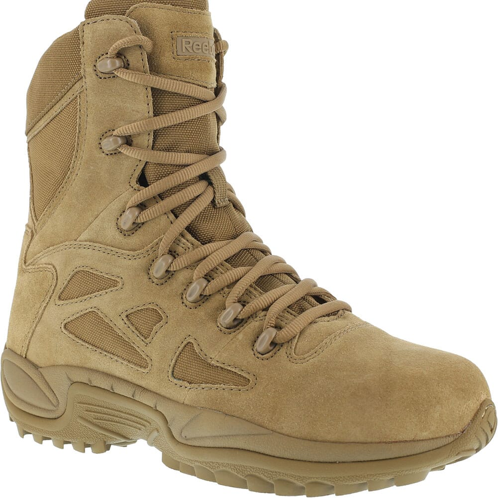Image for Reebok Men's Rapid Response RB Tactical Boots - Coyote from bootbay