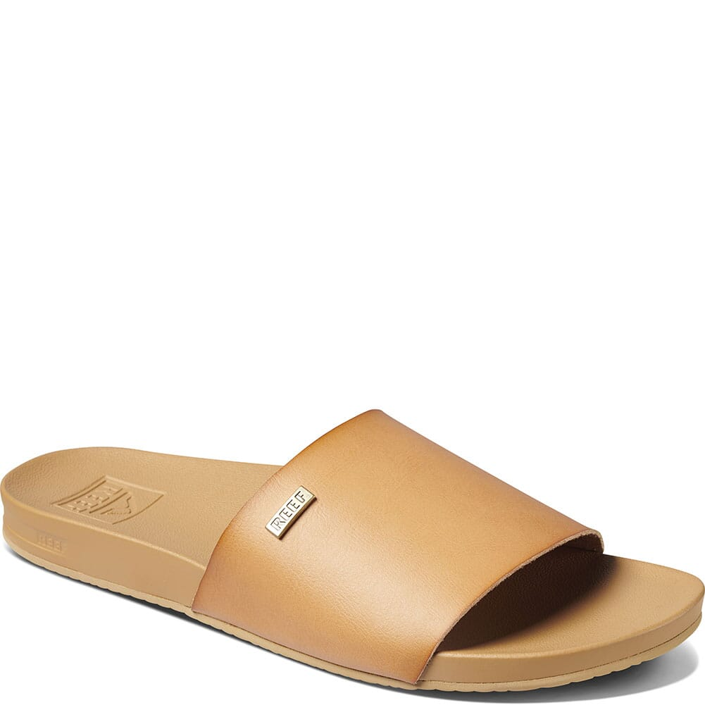 Image for Reef Women's Cushion Scout Sandals - Natural from elliottsboots