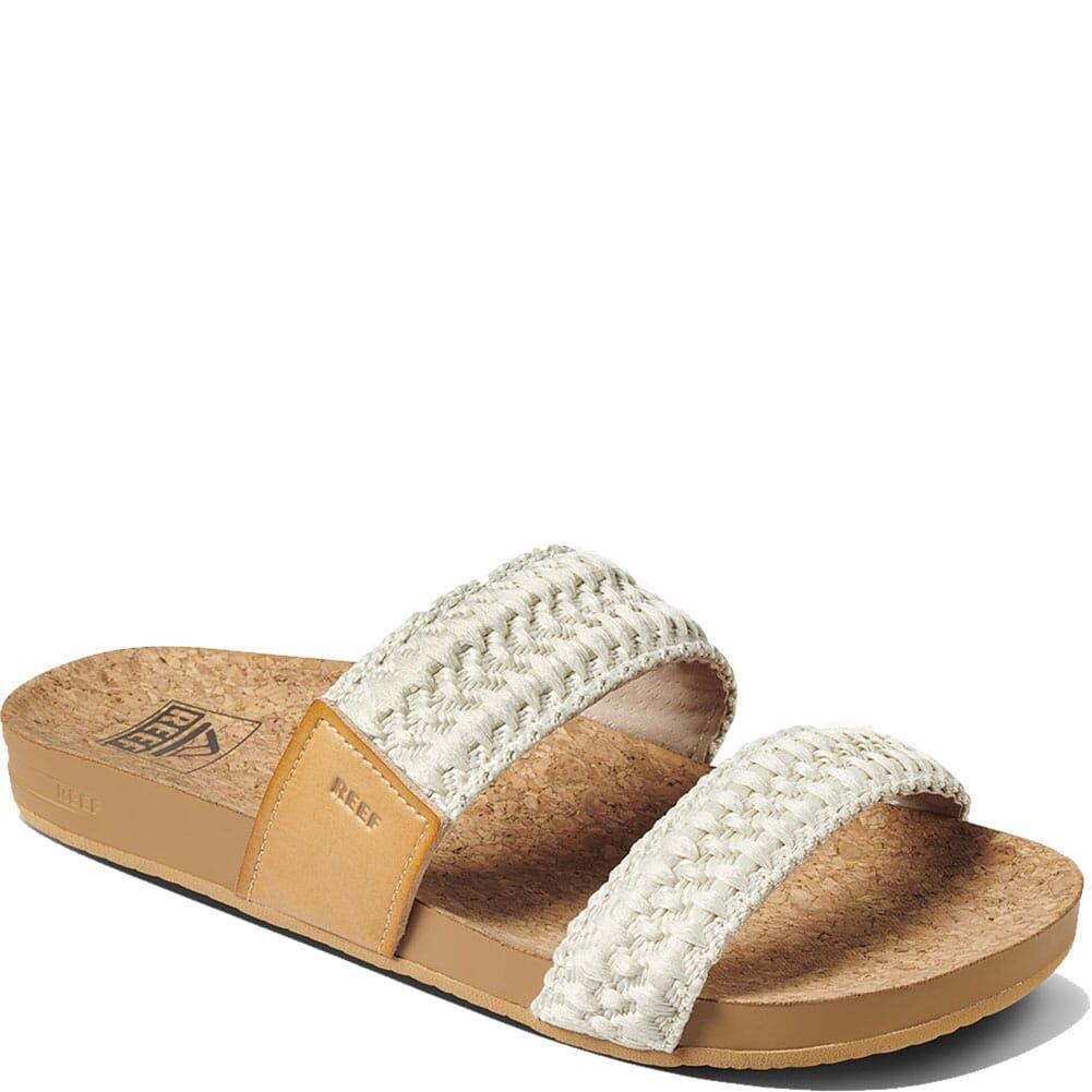 Image for Reef Women's Cushion Vista Thread Sandals - Vintage from elliottsboots