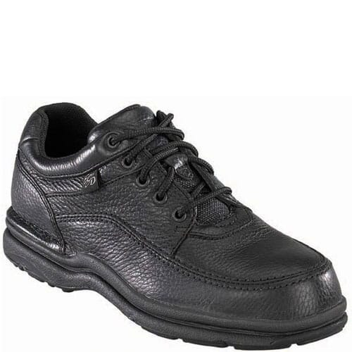 Image for Rockport Works Men's World Tour Safety Shoes - Black from bootbay