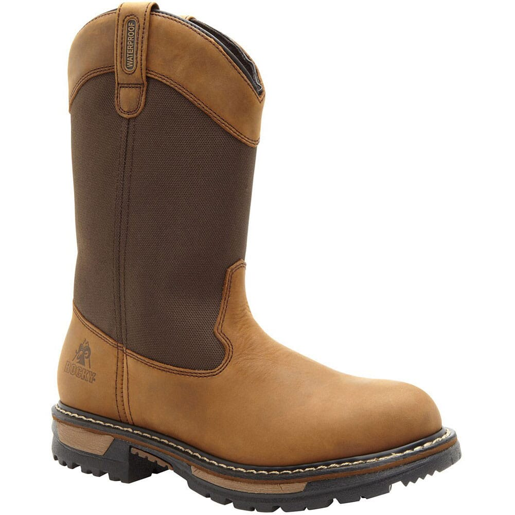 Image for Rocky Men's Ride Hunting Boots - Brown from bootbay
