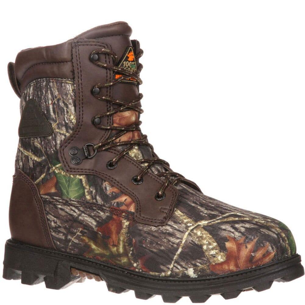 Image for Rocky Kid's BearClaw 3D Hunting Boots - Camo from bootbay
