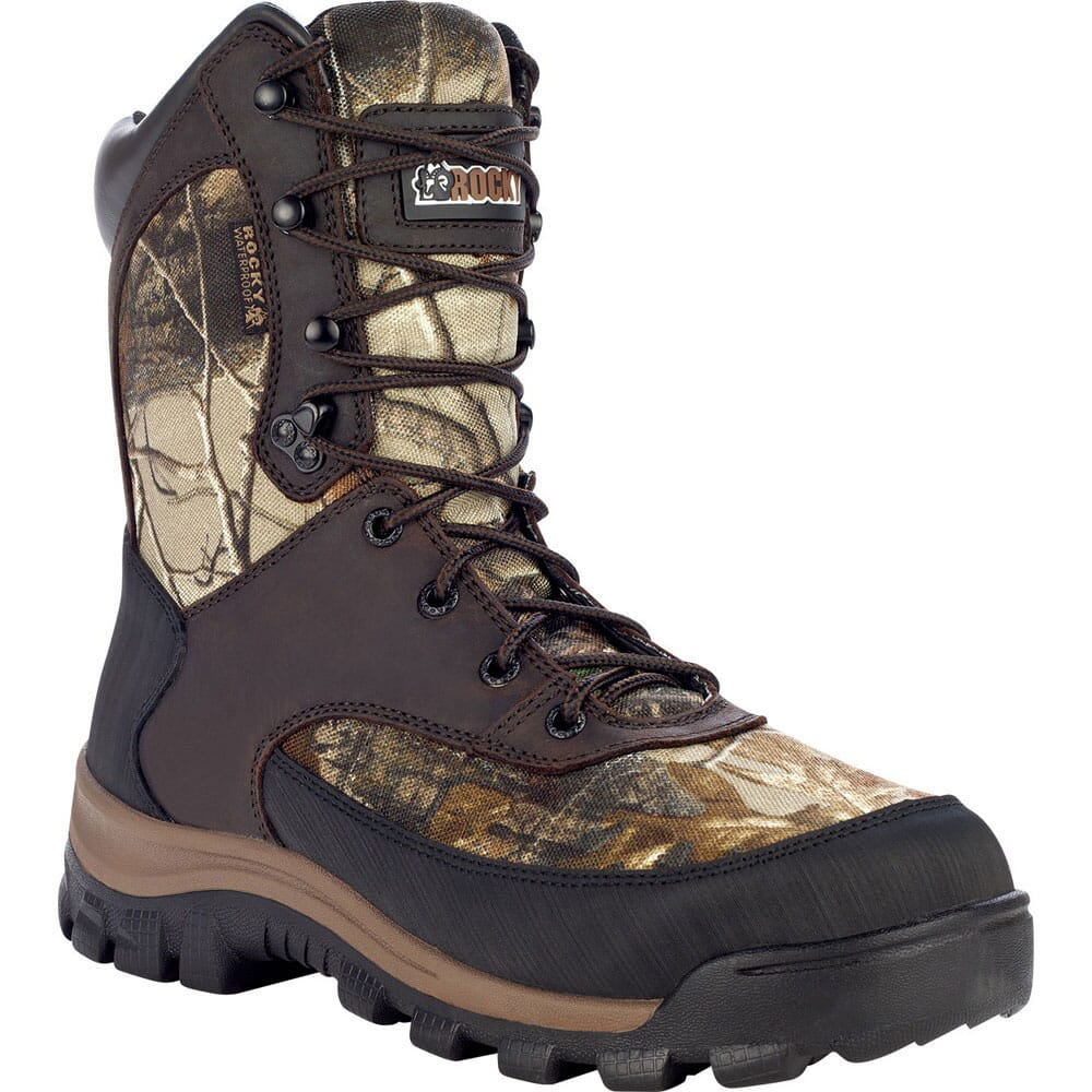 Image for Rocky Men's Core WP 8IN INS Hunting Boots - Realtre from bootbay