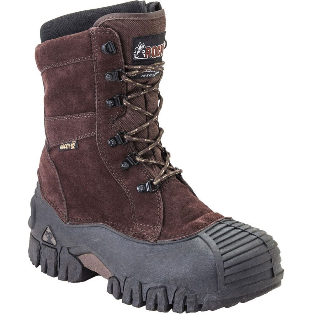 Image for Rocky Men's Jasper Trac INS Hunting Boots - Brown from bootbay