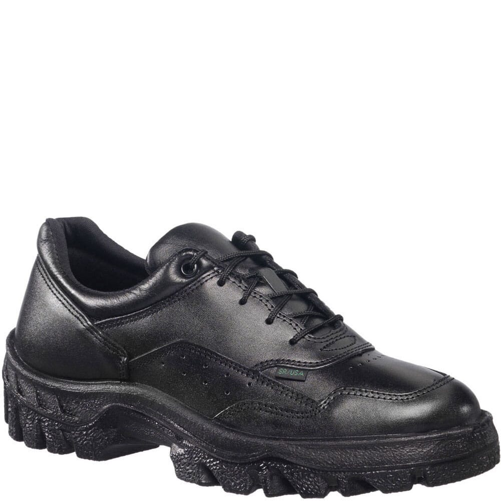 Image for Rocky Women's TMC Polishable Uniform Shoes - Black from bootbay