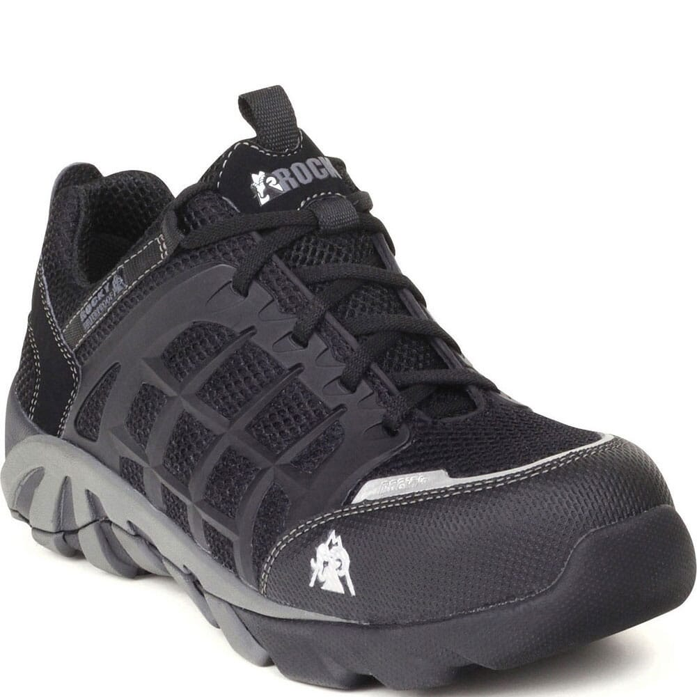 Image for Rocky Men's TrailBlade Work Shoes - Black from bootbay