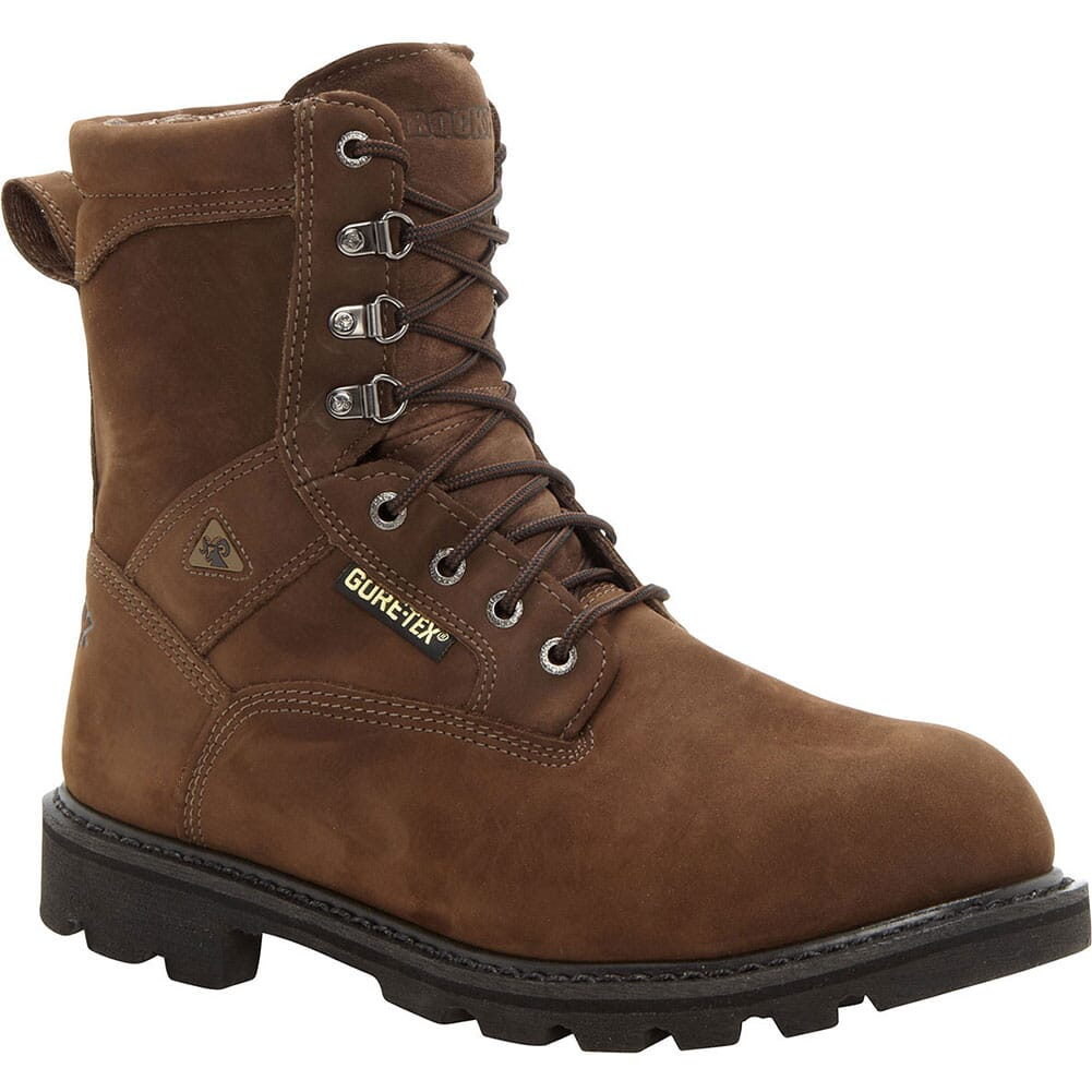 Image for Rocky Men's Ranger GTX Insulted Safety Boots - Brown from bootbay