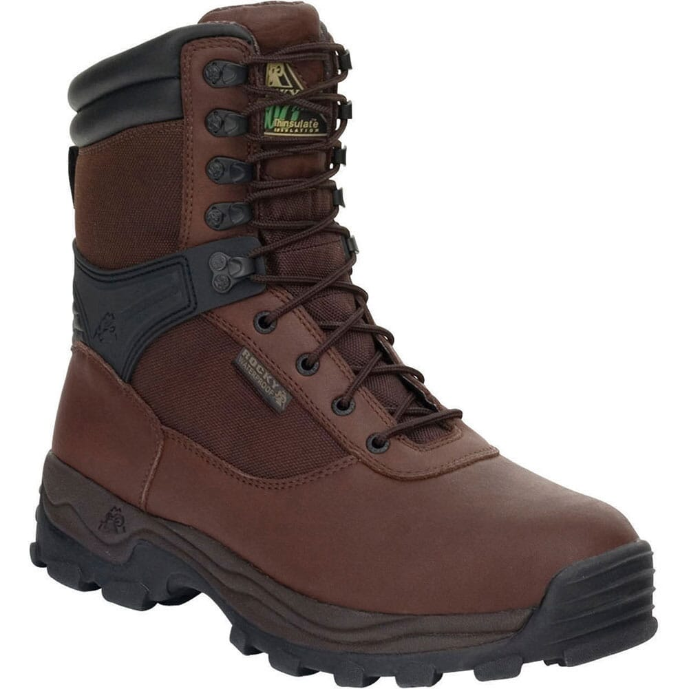 Image for Rocky Men's Rebel Safety Boots - Brown from elliottsboots