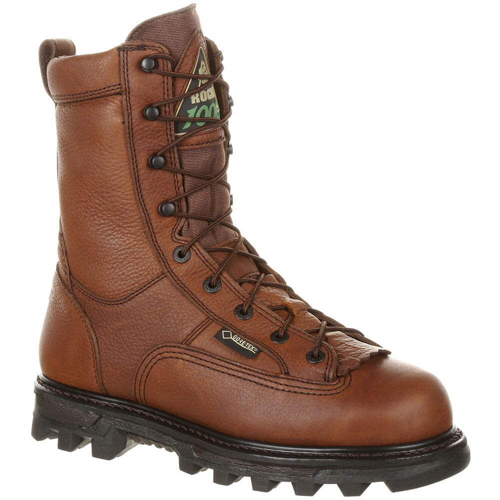 Image for Rocky Men's Bearclaw 3D 1000G Hunting Boots - Brown from bootbay