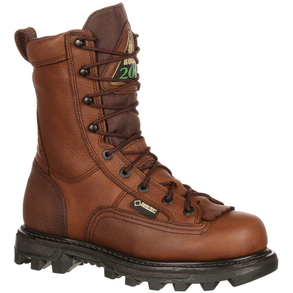 Image for Rocky Men's Hunting Bearclaw 3D Rocky Boots - Brown from bootbay