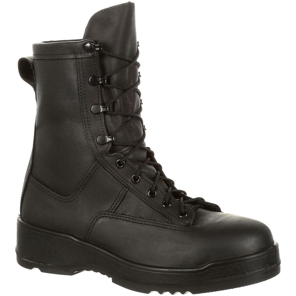 Image for Rocky Men's Entry Level Hot Weather Safety Boots - Black from bootbay