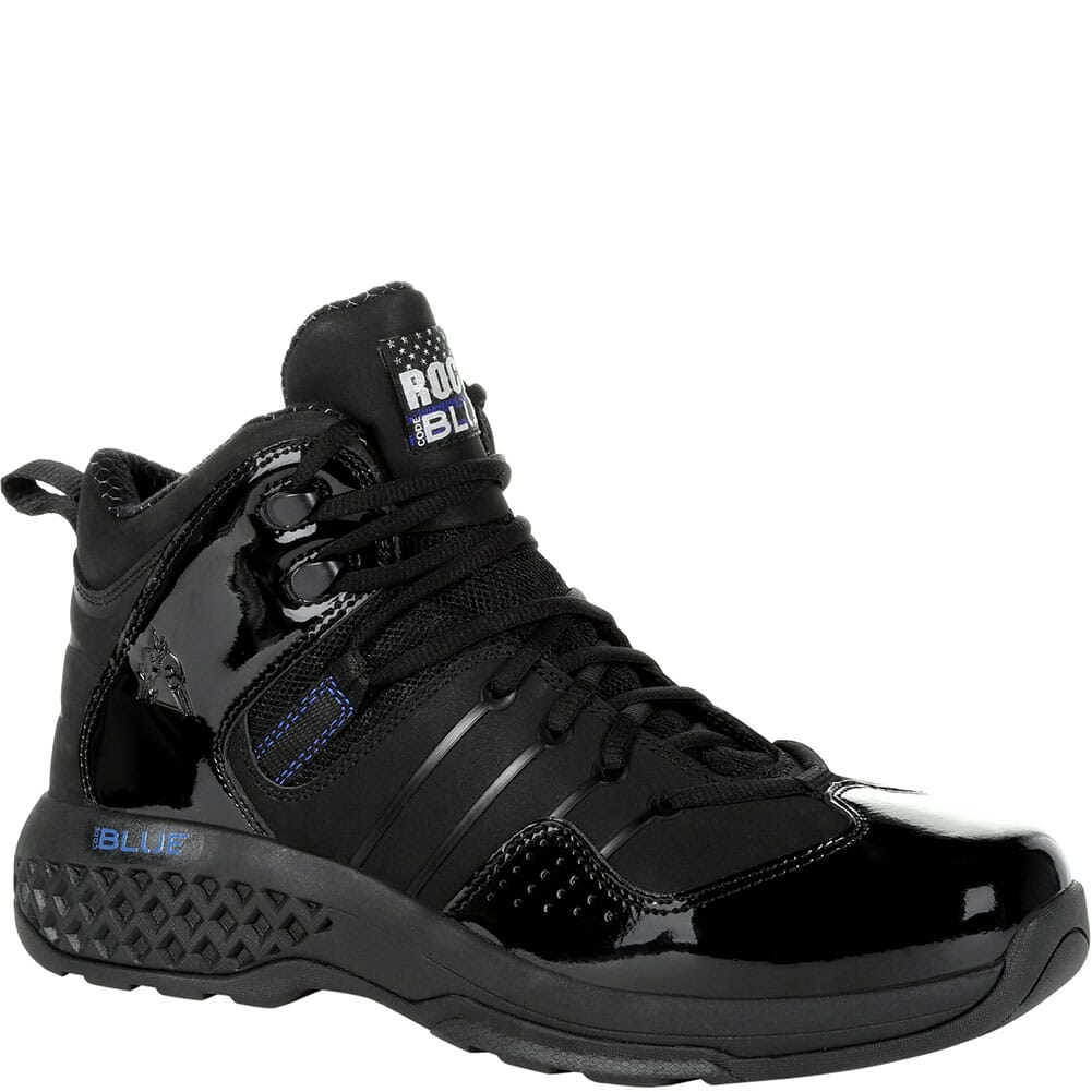 Image for Rocky Women's Code Blue Sport Public Service Boots - Black from bootbay