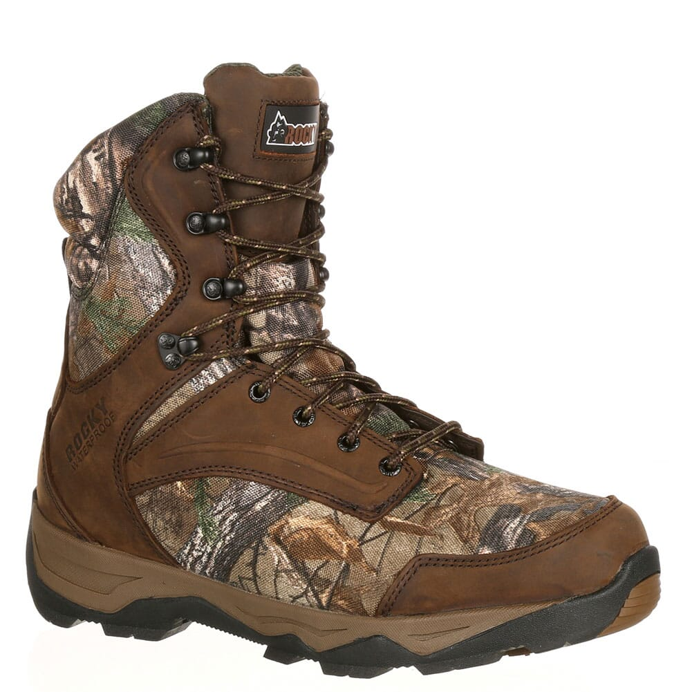 Image for Rocky Men's Retraction Hunting Boots - Realtree Xtra from bootbay
